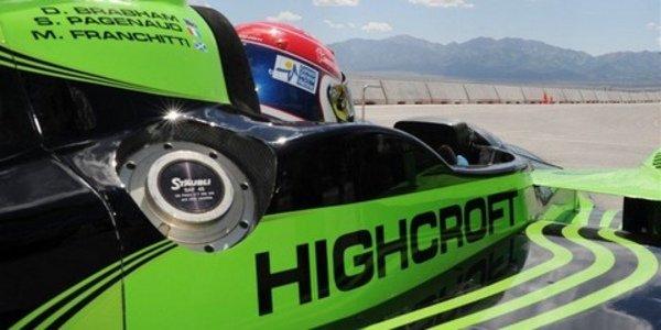 ALMS : Highcroft vainqueur