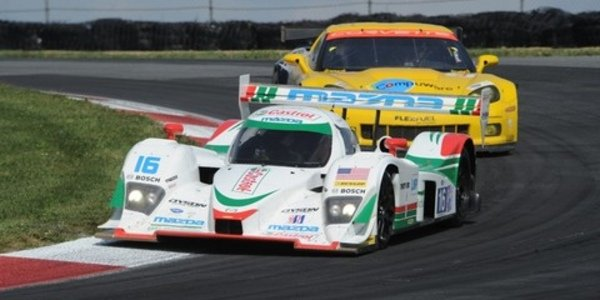 ALMS : Victoire de la Lola-Mazda