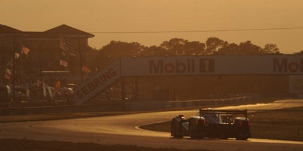ALMS ce week-end : Long Beach