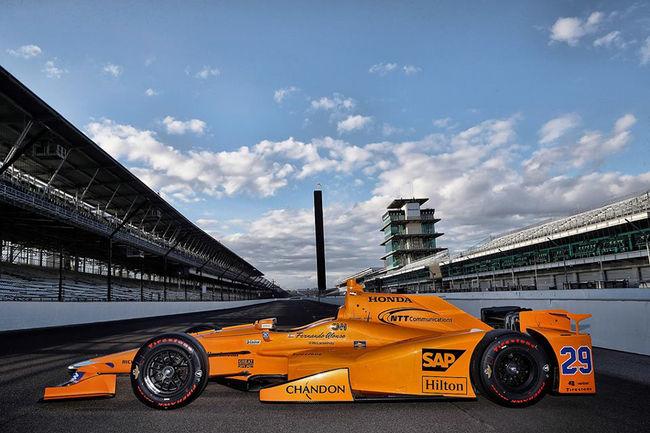 Fernando Alonso à l'assaut d'Indianapolis