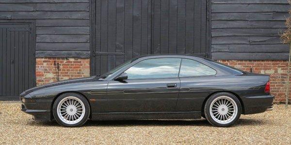 Une ultra-rare Alpina B12 5.7 E31 à vendre