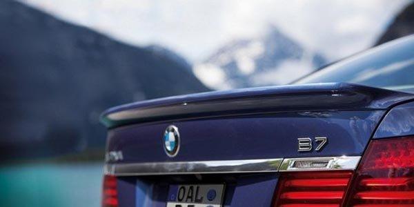 L'Alpina B7 s'offre un lifting