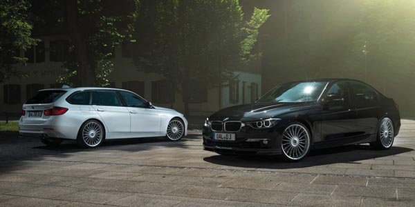 Alpina D3 bi-turbo : le diesel au top !