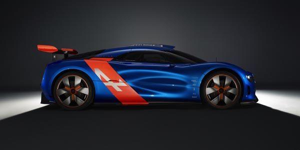 Alpine : des modèles hybrides et SUV à l'étude ?