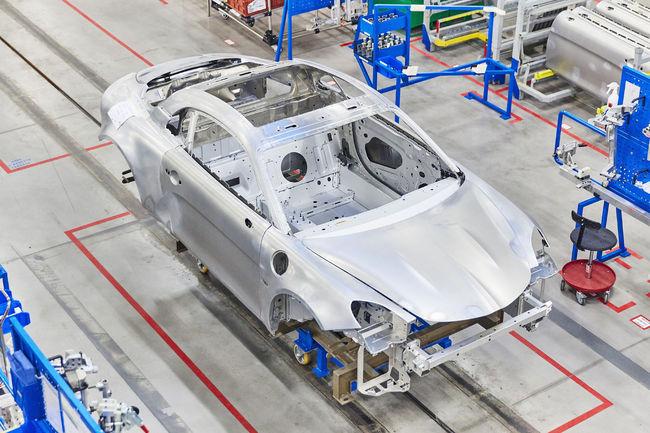 La ligne de production de l'Alpine A110 inaugurée