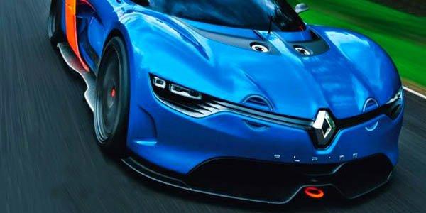 L'Alpine A110-50 Concept est déjà là !
