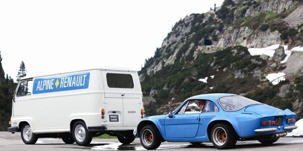 Alpine sera au Monte-Carlo Historique