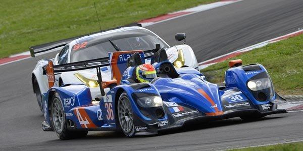ELMS/Silverstone : Jota Sport en pole, Alpine 7ème