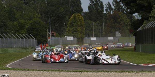 ELMS : 39 voitures à Imola, Alpine passe en Dunlop