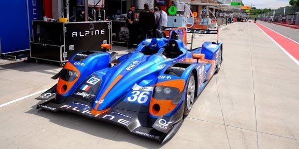 ELMS/Imola : Alpine en tête des essais libres