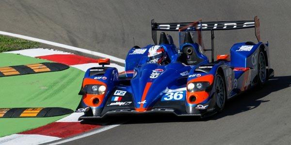 Le Mans : l'Alpine A450b prête pour la Journée Test