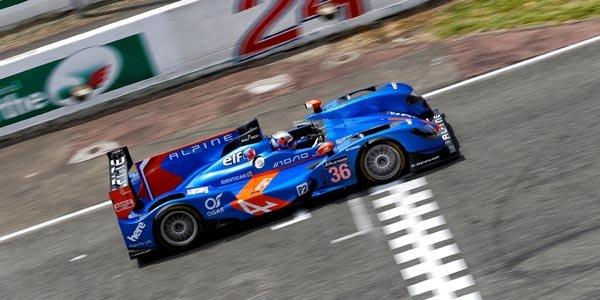Le Mans : Alpine se met en confiance