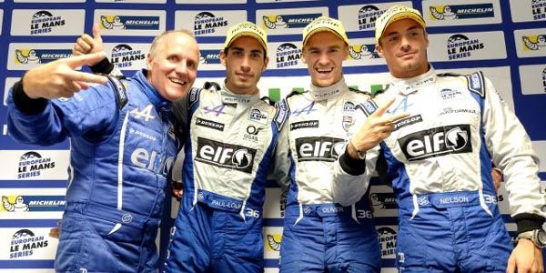 ELMS : mission accomplie pour Alpine