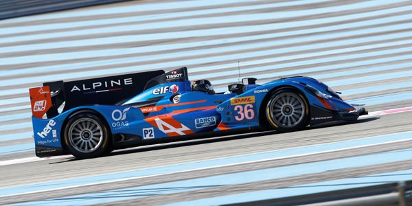 WEC : Alpine prêt à lancer sa saison
