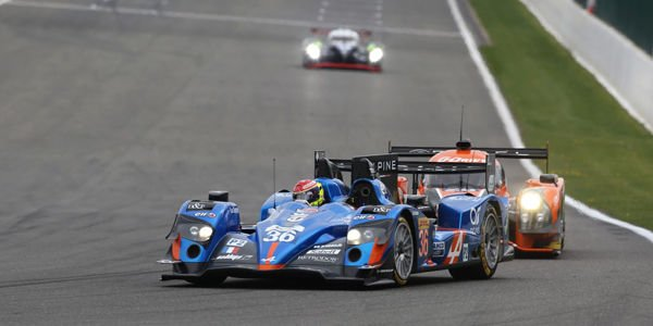 WEC : Alpine redresse la barre à Spa