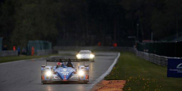 Le Mans : Alpine prêt pour la Journée Test