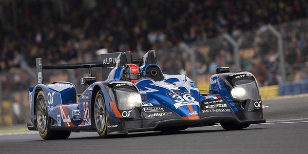 Le Mans : Alpine dans le bon rythme