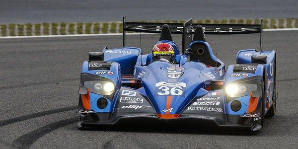 WEC : Alpine dans les points au Nürburgring