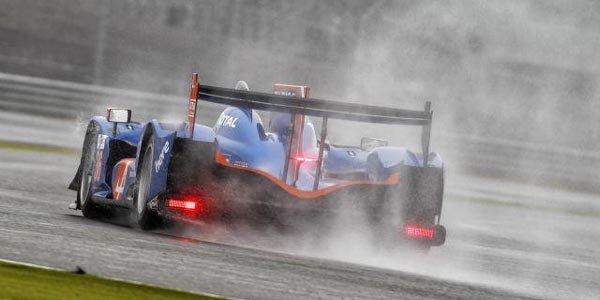 ELMS/Silverstone : Alpine quatrième