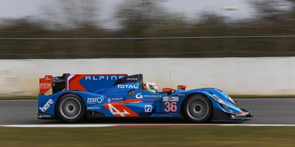 Les Alpine A450 prêtes pour Le Mans