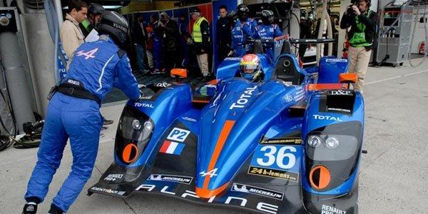 Retour réussi pour Alpine au Mans