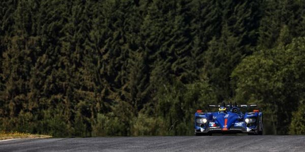 ELMS : Alpine 7ème des essais libres