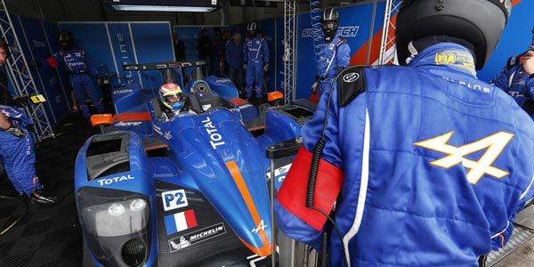 ELMS : satisfaction de mise chez Alpine
