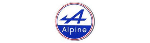 Alpine enfin de retour !