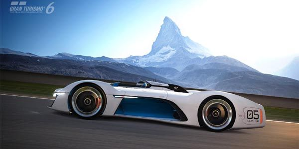 Inspirations : un film consacré à l'Alpine Vision GT