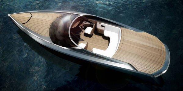 Aston Martin dévoile son premier yacht
