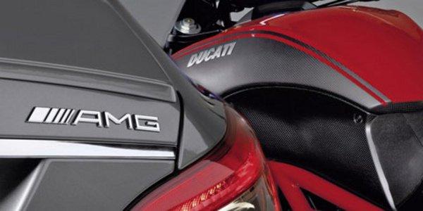 AMG et Ducati s'associent