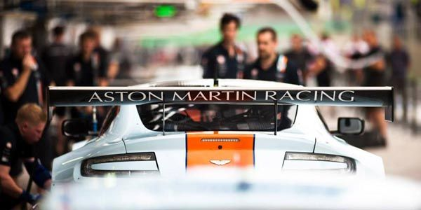 Aston Martin Racing lance l'Evolution Academy