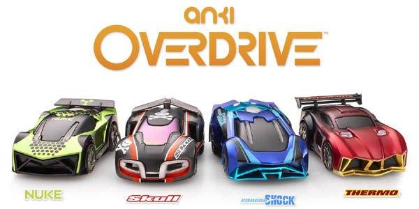 Anki Overdrive : le circuit électrique du futur