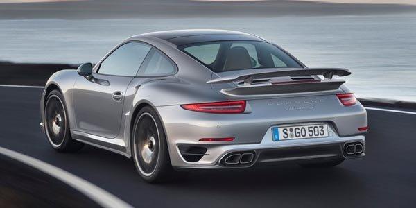 Année 2013 record pour Porsche