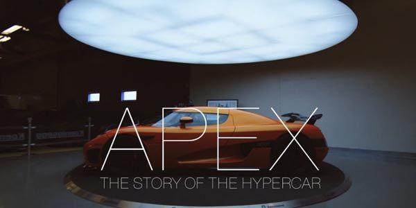 Apex : the Story of the Hypercars