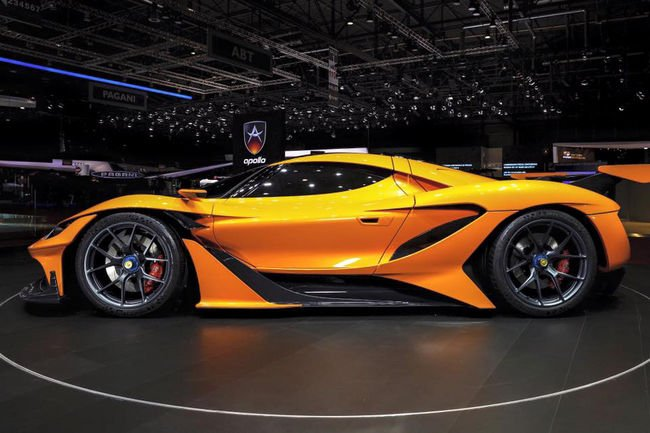 Apollo Arrow : 1 000 ch sous le capot