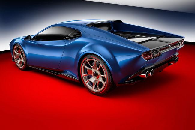 ARES Design présente la Project Panther