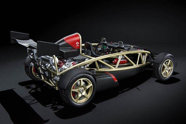 Offrez vous l'Ariel Atom V8 pour 190 euros