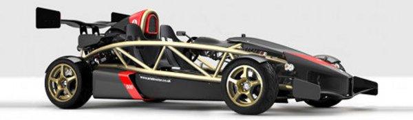 Ariel Atom V8 : bientôt sur les routes !