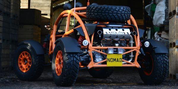 Ariel Motor booste les performances de son Nomad