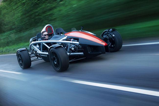 Ariel Motor : une Supercar électrique en approche