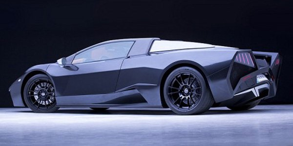 Une supercar de plus : l'Arrinera