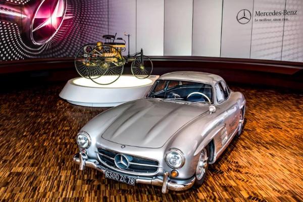 Vente Mercedes-Benz by Artcurial Motorcars