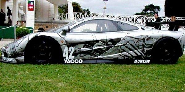 Artcurial présent au Mans Classic