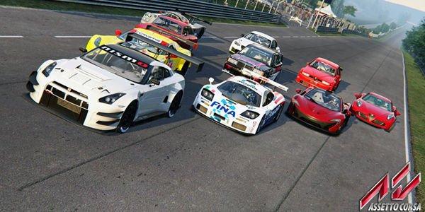 Assetto Corsa arrivera sur consoles en 2016
