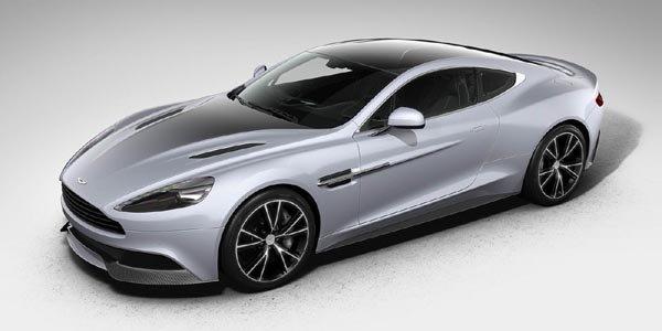 Aston Martin lance sa Centenary Edition