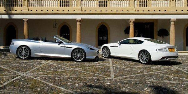 Aston Martin, une marque anglaise cool