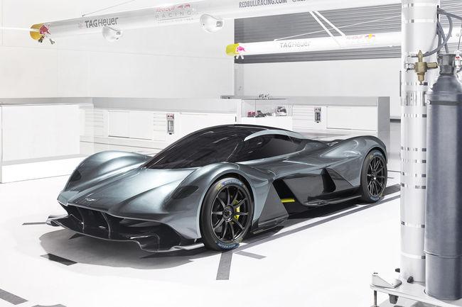 Aston Martin annonce l'arrivée de l'Hypercar 003