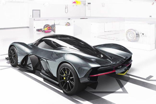 Aston Martin : une Supercar à l'horizon 2022 ?