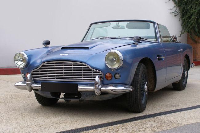 Beau programme pour Aston Martin Works à Rétromobile
